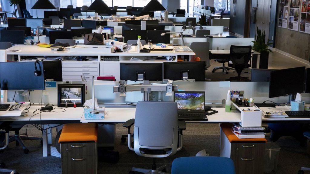 Los espacios de oficinas tienen que ser repensados Las famosas praderas no tienen cabida en el nuevo modelo de oficina
