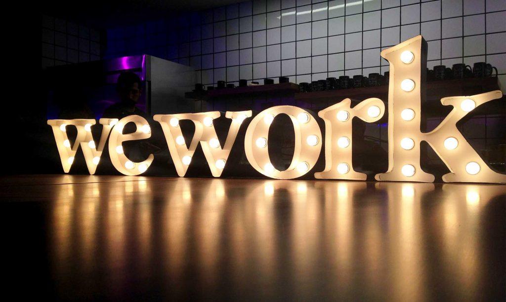 WeWork ha revolucionado la forma en la que entendemos el espacio de trabajo fue el primero que entendió que los espacios de oficinas tienen que ser repensados