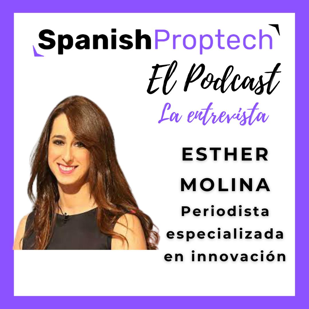 Esther Molina periodista innovación