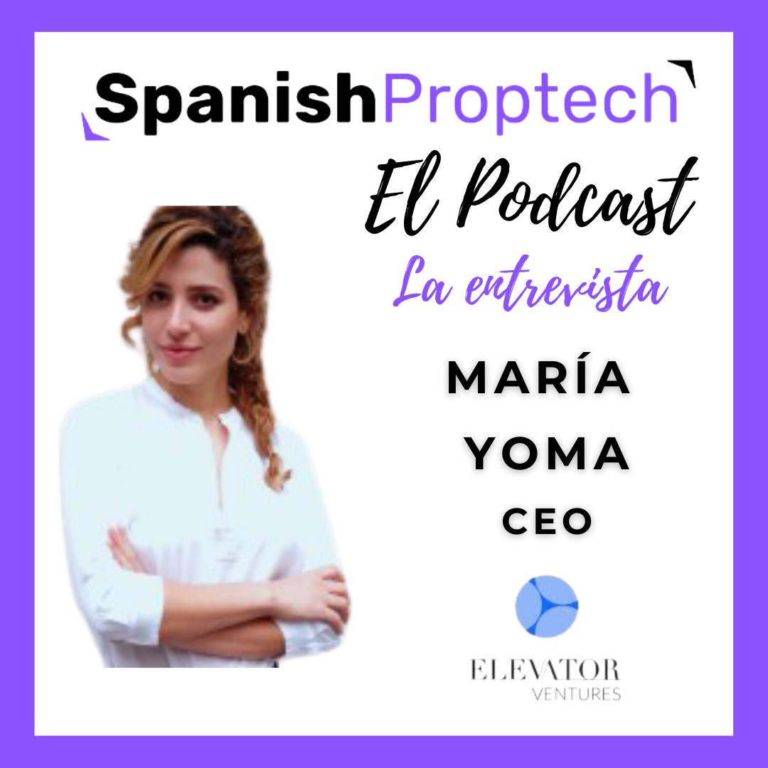Maria Yoma Elevator Ventures