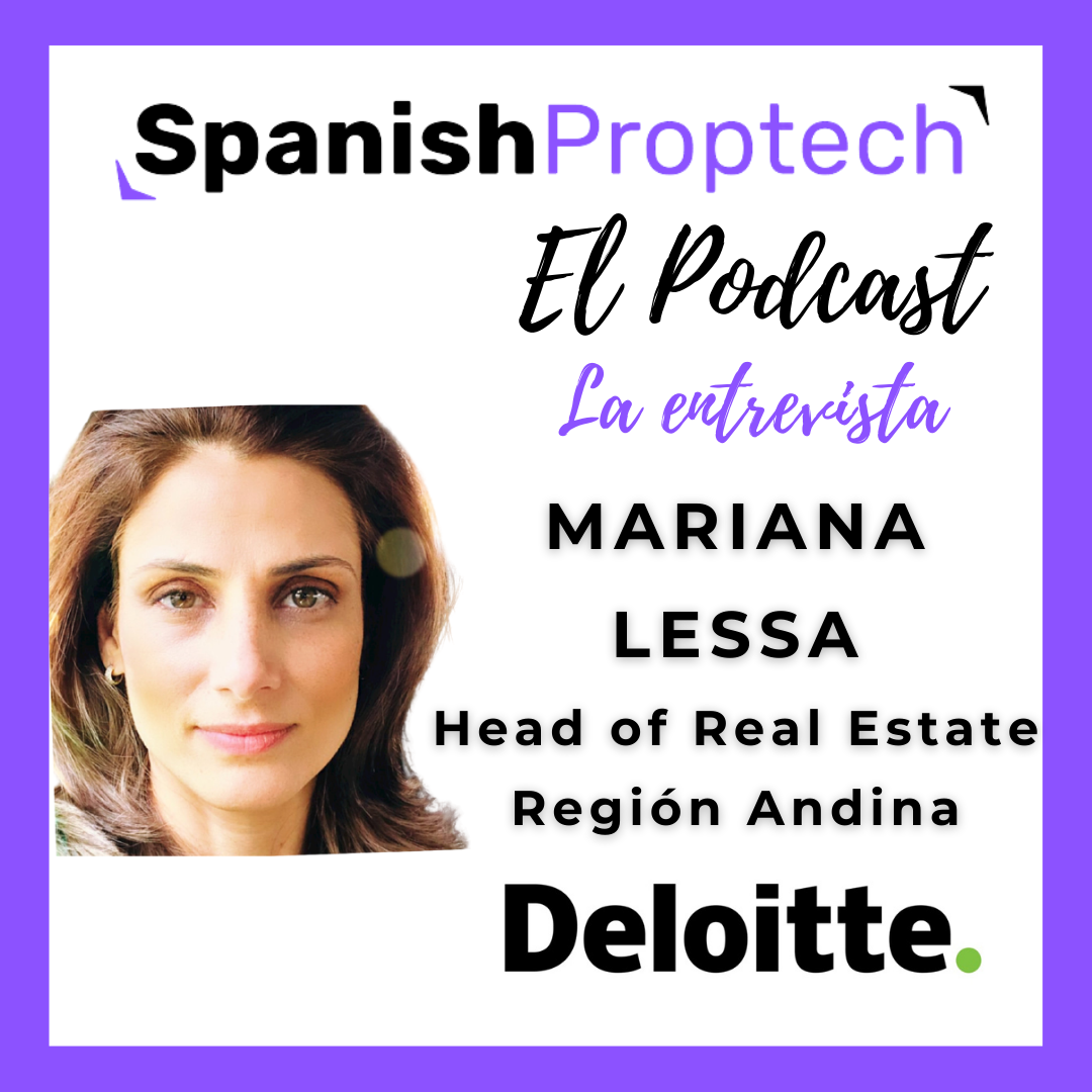 Mariana Lessa multifamily Colombia